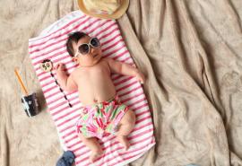 Ηλιακό έγκαυμα στα παιδιά: πρόληψη και θεραπεία